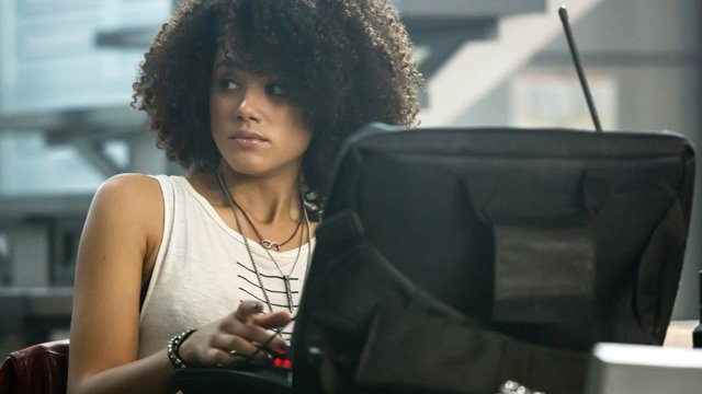 Nathalie Emmanuel's Ramsey is one of the returning Fate of the Furious characters.