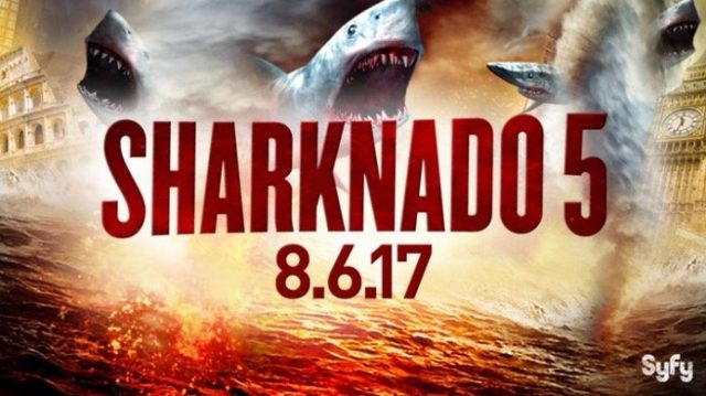 Sharknado 5 premiere date and more announced by Syfy