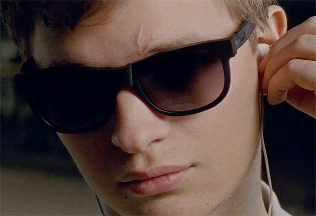 Volume up and pedal down for the new Baby Driver trailer