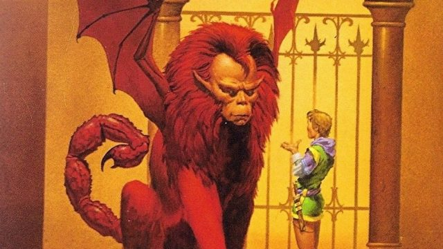 Movie and TV Series Based on Piers Anthony's Xanth in Development