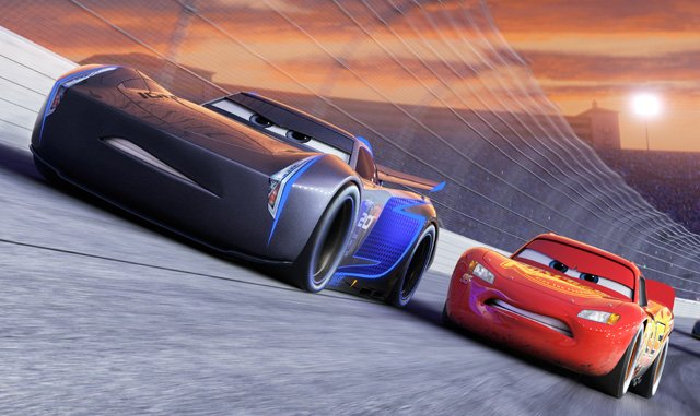 The New Cars 3 Trailer Races In!