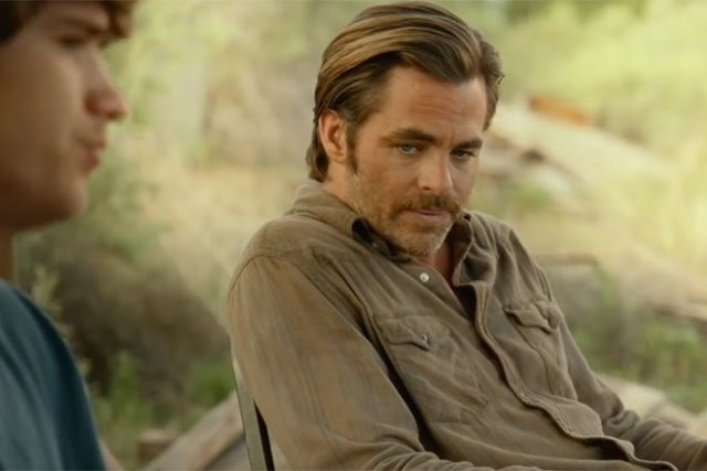 Director David Mackenzie to direct Chris Pine and Ben Foster in Scottish epic Outlaw King