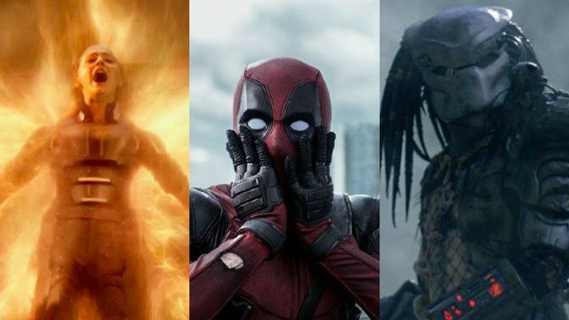 New Mutants, Deadpool 2, and X-Men: Dark Phoenix Release Dates Revealed
