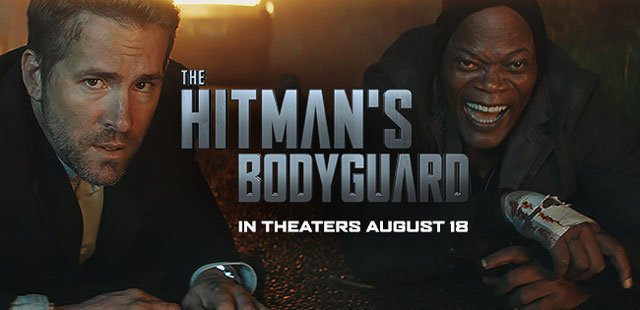 The Hitman's Bodyguard Red Band Trailer is Here!