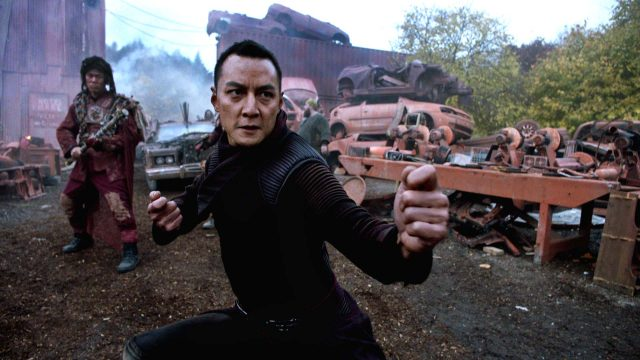 AMC Renews `Into The Badlands'