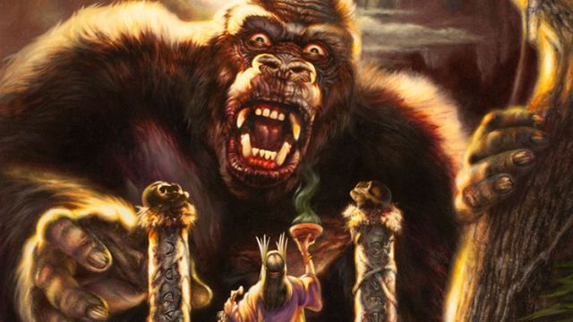 King Kong TV Series in Development, Unrelated to Legendary's Kong: Skull Island
