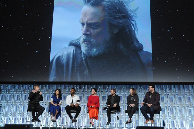 Star Wars: The Last Jedi Star Wars Celebration Panel Photos