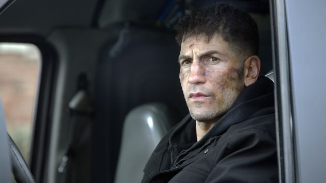 Punisher Set Photos: Frank Castle has Seen Better Days