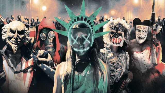 The Purge TV Series Will Make All Crime Legal on the Small Screen