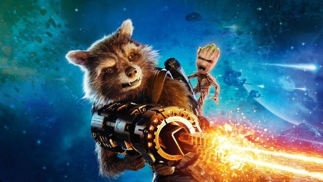 Guardians of the Galaxy Vol. 2 Banners Debut, You're Welcome