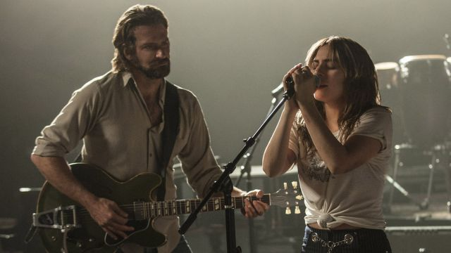 First Look at Lady Gaga and Bradley Cooper in A Star is Born Remake