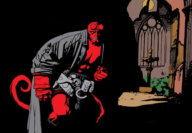 Hellboy reboot will be
