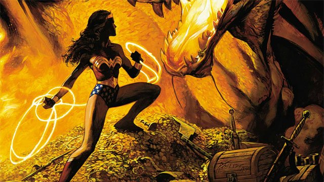 Wonder Woman 2 could take a page from A League of One. Would that make a good Wonder Woman 2?