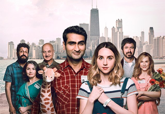 First Trailer Hits For Kumail Nanjiani's Romantic Comedy THE BIG SICK
