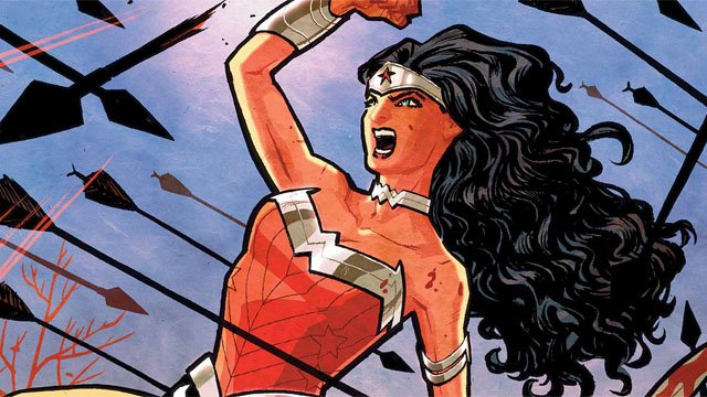Blood could play a major role in Wonder Woman 2. Wonder Woman 2 may adapt the recent comics series.