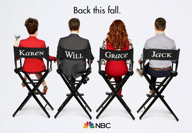 First Will & Grace Revival Promo Image is Here!