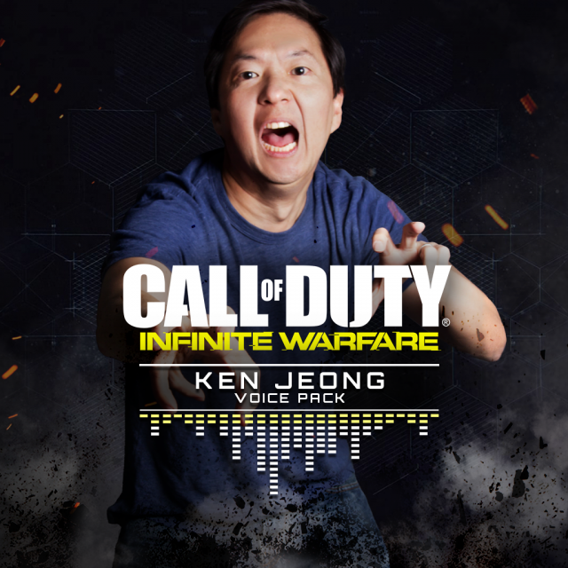 Ken Jeong talks about doing the new voice pack for Call of Duty: Infinite Warfare