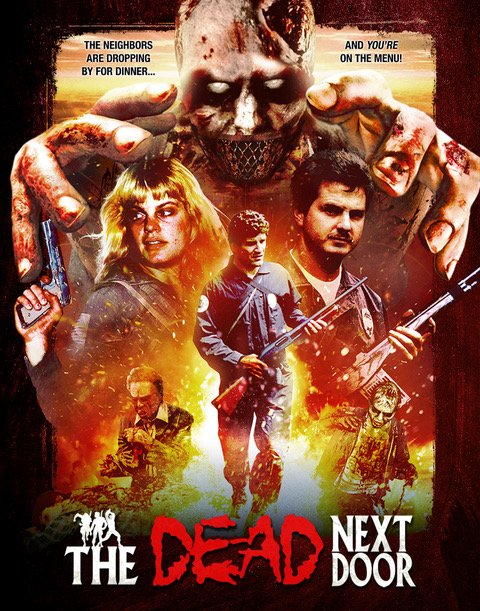 Zombie Shocker The Dead Next Door Gets 2K Restoration