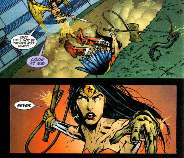 Could Eyes of the Gorgon factor into Wonder Woman 2? What will Wonder Woman 2 be about?