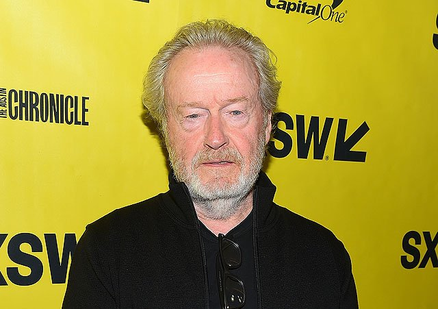 Ridley Scott to Develop Sci-Fi Block of Shows for TNT