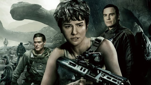 Ridley Scott Teases Two Alien: Covenant Sequels, Not Four