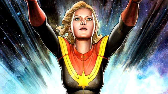 'Captain Marvel' Set Photo Shows Off Brie Larson's Costume
