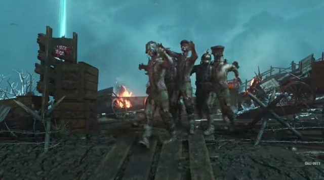 New gameplay trailer for Call of Duty: Black Ops III Zombies Chronicles