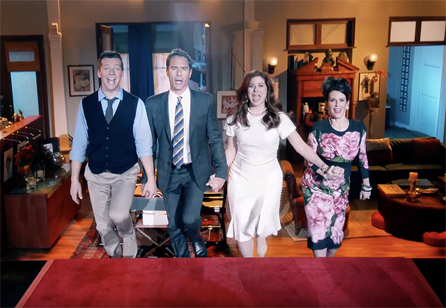 The New Will & Grace Trailer is Here!