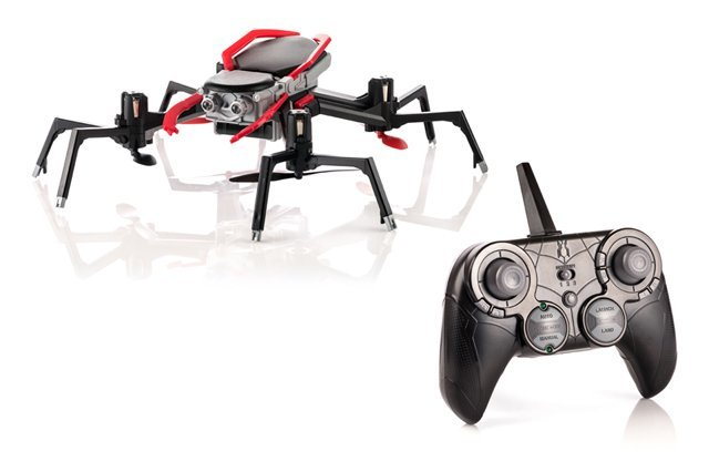 Skyrocket_Spider-Man Spider-Drone_with remote