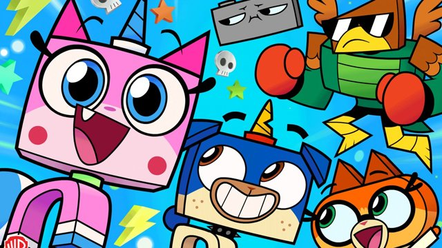 A Unikitty series is headed to Cartoon Network. Tara Strong will voice Unikitty.