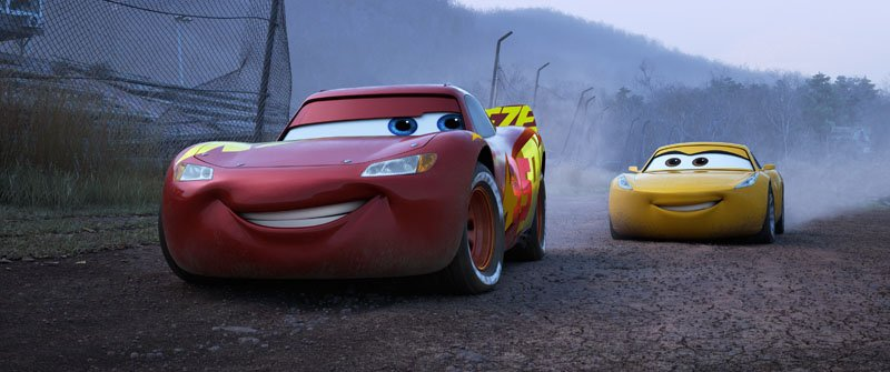 Cars Characters Get In Gear With Our Visual Guide