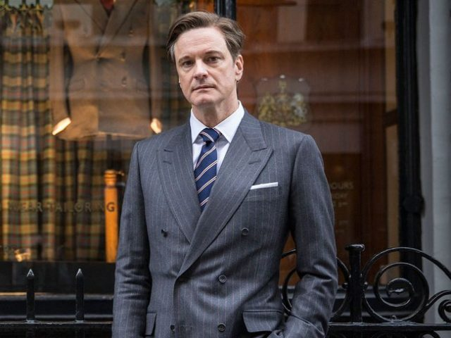Colin Firth has joined...