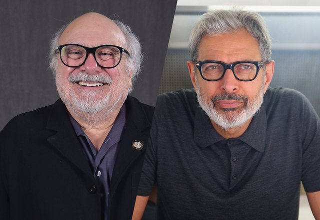 Danny DeVito and Jeff Goldblum Have an Amazon Comedy on the Way