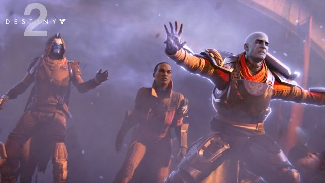 Watch Destiny 2's Homecoming Mission in Extended Gameplay Video