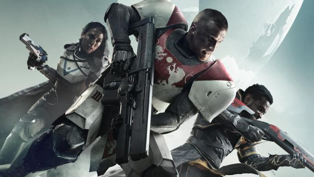 Destiny 2 Gameplay Reveal Trailer: Your Journey Ends Here