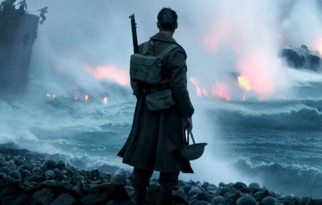 Civilian sailors attempt to rescue soldiers in 'Dunkirk' trailer