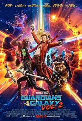 Guardians of the Galaxy Vol. 2 Review at ComingSoon.net