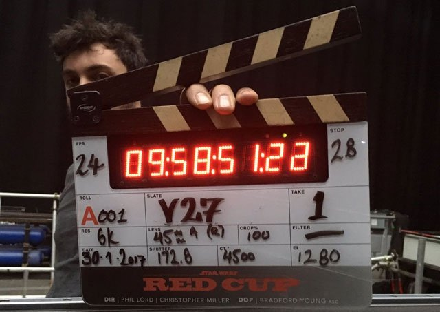 Star Wars News: Han Solo Set Photos, Last Jedi Updates & More