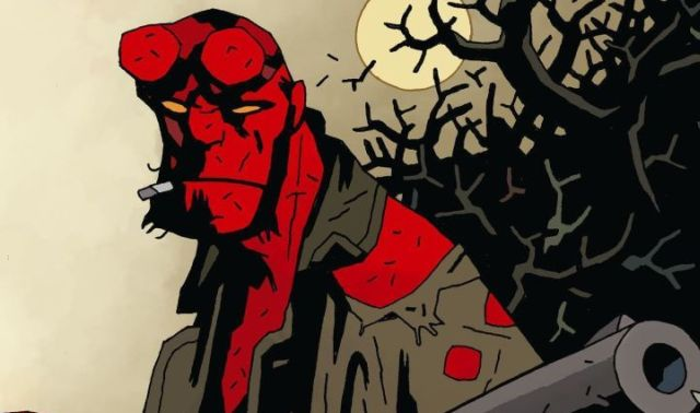 Hellboy: Rise of the Blood Queen Promo Art Revealed