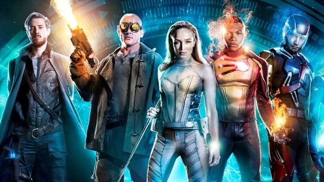 Comic-Con: DC's Legends of Tomorrow Season 3 Trailer Debuts
