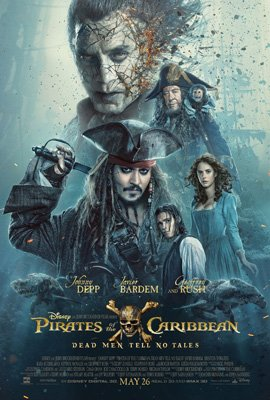 Pirates of the Caribbean: Dead Men Tell No Tales Review #2