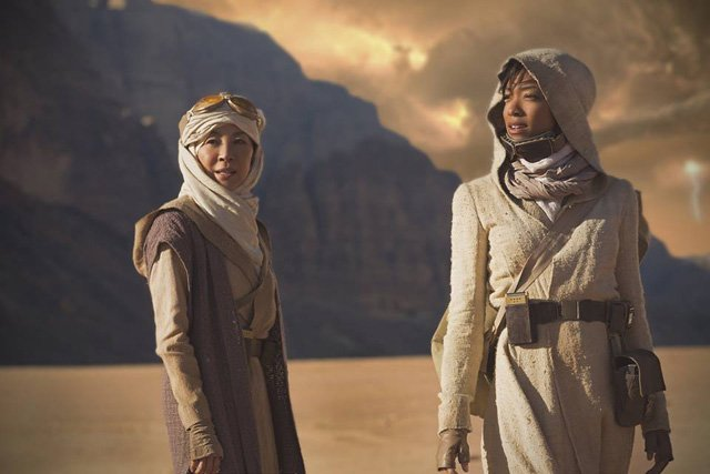 First Official Star Trek: Discovery Photo Released