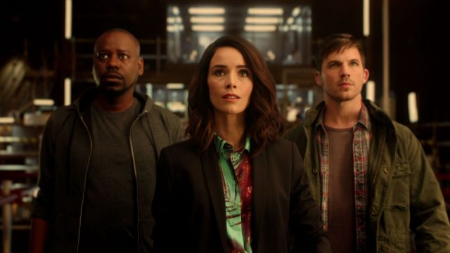 The NBC Timeless series has been canceled after one season. Did you watch the Timeless series?