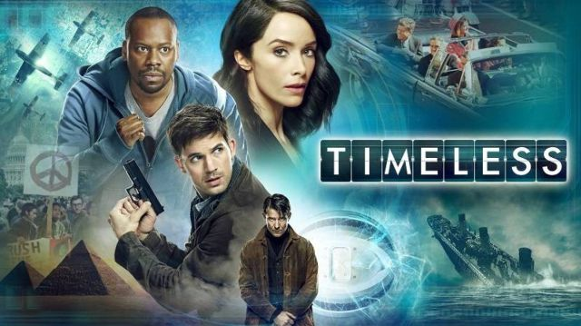 NBC on 'Timeless' reversal: 'We went back to the drawing board'