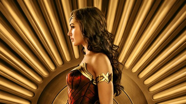IMAX Character Posters for Wonder Woman Debut