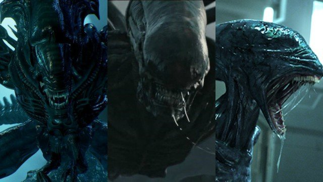 The Perfect Organism: A Guide to Alien's Xenomorph Variations