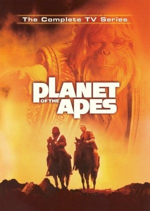 But the Planet of the Apes franchise continued on the small screen!
