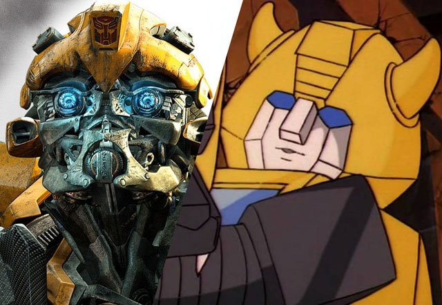 The Bumblebee Movie Will Take Place in the '80s
