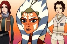 A New Forces of Destiny Trailer Celebrates Star Wars Female Heroes
