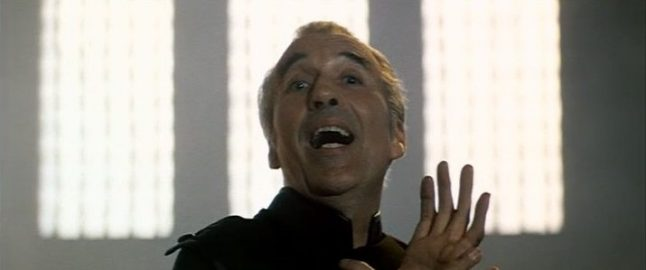 10 Really Weird Christopher Lee Movies - ComingSoon.net